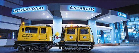 International Antarctic Centre Package