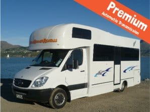 Explorer 6 Berth Motorhome