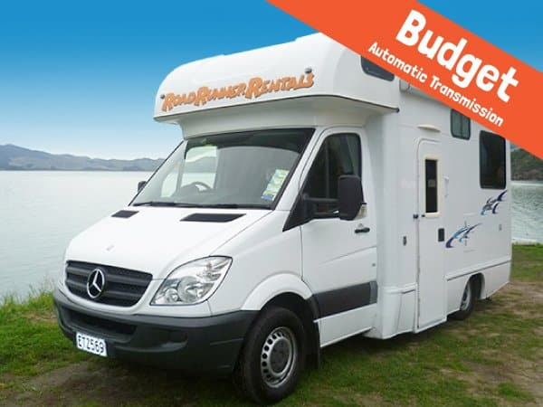Explorer 4 Berth Motorhome